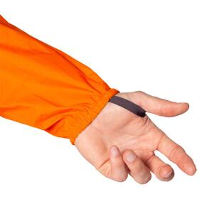 asics Fujitrail Jacket Men, naranja
